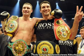 Vitali Klitschko, Wladimir Klitschko - by Geoffrey Ciani - The term Klitschko Dream typically refers to the goal of brothers Wladimir and Vitali Klitschko to simultaneously hold all of the major world titles in heavyweight boxing. Mission accomplished! Wladimir now holds belts from three of the four main sanctioning bodies, while Vitali carries the fourth. This is an amazing feat. In fact, for the better part of the last eight years either one or both of the brothers has reigned supreme.  Despite this impressive display of dominance, however, the Klitschko brothers remain largely unappreciated as heavyweight commodities, particularly in the US. Why is this?