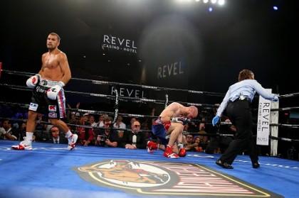 Blake Caparello Kovalev vs. Caparello Sergey Kovalev Boxing News