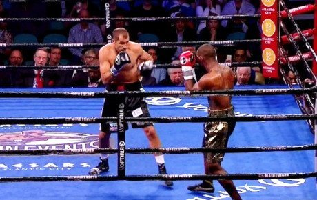 Cedric Agnew, Kovalev vs. Agnew, Sergey Kovalev - WBO light heavyweight Sergey Kovalev (24-0-1, 22 KO's) gave Cedric Agnew (26-1, 13 KO's) a methodical beating en route to halting him in the 7th round tonight with a left jab to the body at The Ballroom, Boardwalk Hall, Atlantic City, New Jersey, USA. Referee Samuel Viruet stopped the fight at 0:57 of the 7th.