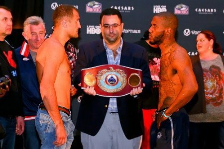 Kovalev vs. Agnew tonight on HBO