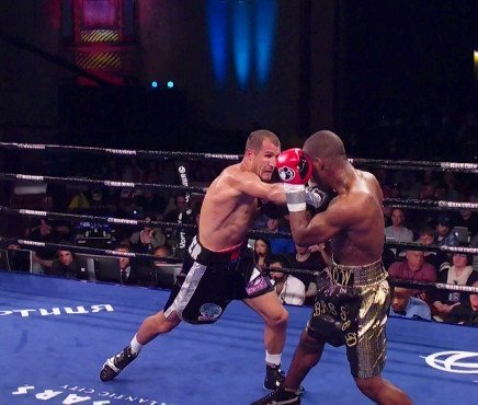 Kovalev plans on taking Hopkins' scalp to make history on November 8th