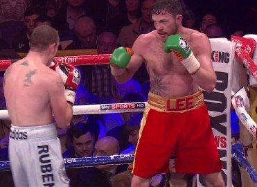 Andy Lee Boxing News