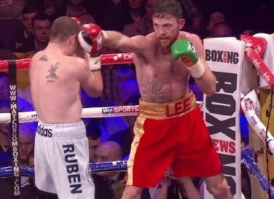 Andy Lee Billy Joe Saunders Boxing News