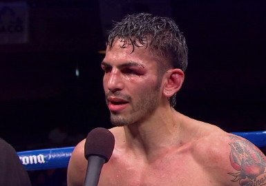 Hector Velazquez Jorge Linares Linares vs. Velazquez Boxing News Boxing Results Top Stories Boxing