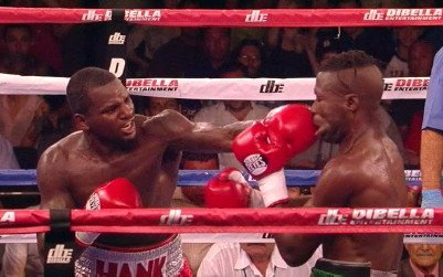 Ajose Olusegun Hank Lundy Lundy vs. Olusegun Boxing News Boxing Results