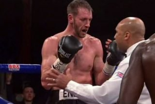 Dmytro Kucher - BBC sport in Wales is reporting how former WBO cruiserweight champ Enzo Maccarinelli will face Dmytro Kucher in June, for the vacant European 200-pound title. Ovill McKenzie, a former two-time opponent of the Welshman, has been forced to withdraw from the Kucher fight due to illness. Maccarinelli, 41-7(33) and a former European champ at cruiser now gets a chance to become a two-time Euro ruler at York Hall in London on June 10th.