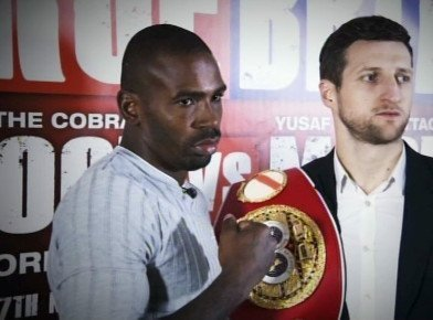 Carl Froch Froch vs. Mack Yusaf Mack British Boxing