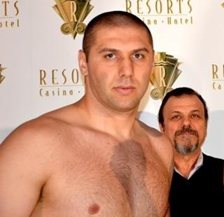 Curtis Stevens Gennady Golovkin Magomed Abdusalamov Perez vs. Abdusalamov Boxing News