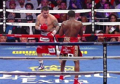 Adrien Broner Broner vs. Maidana Marcos Maidana Boxing News Boxing Results Top Stories Boxing