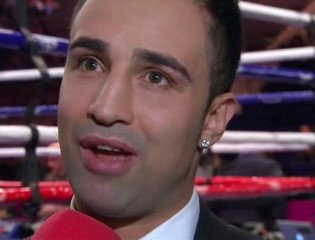 Malignaggi open to Kell Brook clash