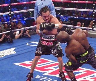 Bradley vs. Marquez Juan Manuel Marquez Tim Bradley Boxing News