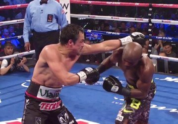 Bradley vs. Marquez Juan Manuel Marquez Tim Bradley Boxing News Boxing Results Top Stories Boxing