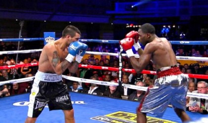 Lucas Matthysse Matthysse vs. Dallas Jr Mike Dallas Jr Boxing News Boxing Results Top Stories Boxing