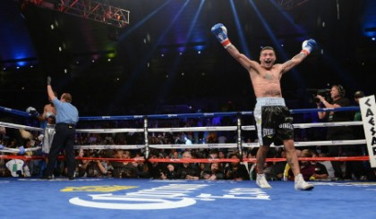 Matthysse vs. Garcia Boxing News