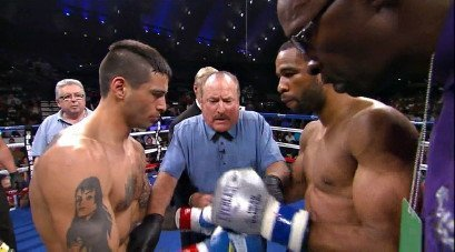 Peterson vs. Matthysse Boxing Results