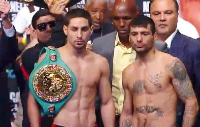 Danny Garcia Garcia vs. Matthysse Lucas Matthysse Matthysse vs. Garcia Boxing News Top Stories Boxing