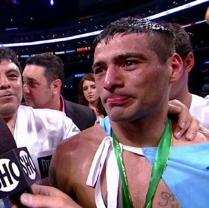 John Molina - Lucas Matthysse (34-3, 32 KO's) will be taking a tune-up/stay busy fight against lightweight slugger John Molina (27-3, 22 KO's) on the Keith Thurman vs. Julio Diaz fight card on Showtime at the StubHub Center, in Carson, California, USA. The Matthysse-Molina fight should provide entertainment for boxing fans anxious to see straight slugging, even if the fight does prove to be a mismatch.