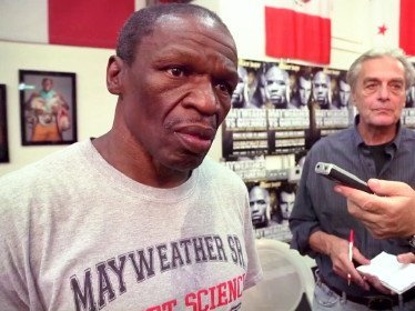 Floyd Mayweather Mayweather vs. Guerrero Sr. Boxing News Top Stories Boxing