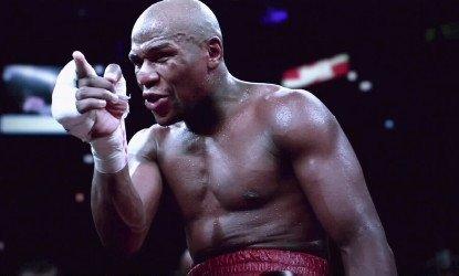 Floyd Mayweather Jr Mayweather vs. Guerrero Robert Guerrero Boxing News Top Stories Boxing