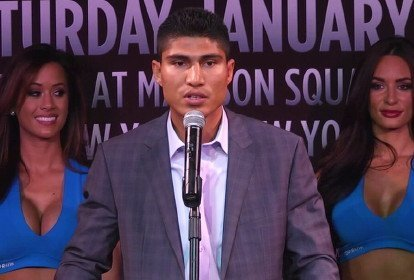 Manny Pacquiao Mikey Garcia Boxing News Top Stories Boxing