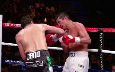 Danny Garcia, Erik Morales - By Dwight Chittenden: Former four division world champion Erik Morales (52-8, 36 KO's) sees himself schooling unbeaten WBA/WBC light welterweight champion Danny Garcia (24-0, 15 KO's) in their fight on October 20th at the Barclays Center, Brooklyn, New York. Morales already fought Garcia last March and was decisively beaten by a 12 round unanimous decision by the scores of 117-110, 116-112 and 118-109.