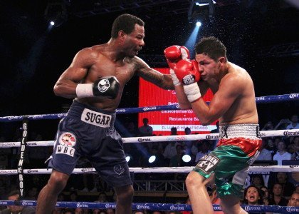 Mosley vs. Cano Boxing Results