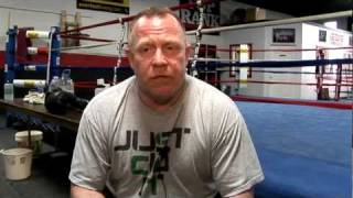 Jack Loew gives a shot in the arm to the Youngstown boxing scene