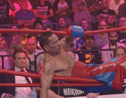 Danny Green Wins Forgettable Bore-Fest in Oz Against Bolonti / Calls Out Mundine