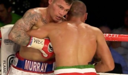 Domenico Spada Martin Murray Boxing News Boxing Results