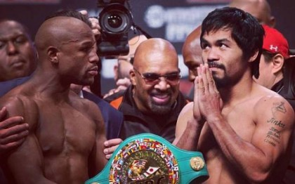 Floyd Mayweather Jr Manny Pacquiao Boxing News Top Stories Boxing