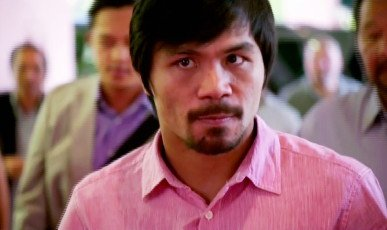 Pacquiao looking past Algieri fight towards Mayweather