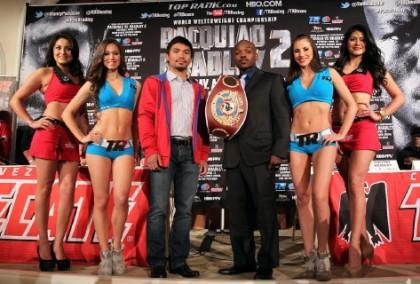 Pacquiao vs. Bradley 2 Boxing News