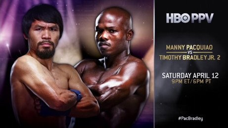Unfinished Business:  Tim Bradley vs Manny Pacquiao –  Part 1 of 4: A Storm of Resilience