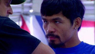 Juan Manuel Marquez Manny Pacquiao Pacquiao-Marquez IV Boxing News Top Stories Boxing