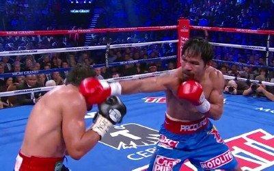 Juan Manuel Marquez Manny Pacquiao Pacquiao-Marquez Boxing News