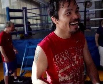 Manny Pacquiao Pacquiao vs. Bradley Timothy Bradley Boxing News