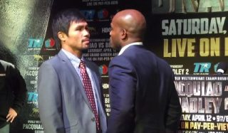 Pacquiao vs. Bradley II - If you wondered what Manny Pacquiao's strategy will be for how he plans on beating WBO welterweight champion Tim Bradley, Pacquiao revealed it in an interview this week. The strategy is simple. Pacquiao says he plans on throwing a lot of punches to force Bradley to deal a lot of incoming. Whether that'll work or not is another thing.