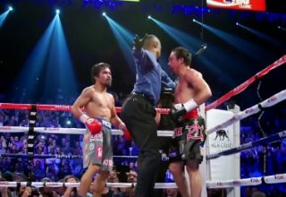 Floyd Mayweather Jr, Juan Manuel Marquez, Manny Pacquiao - Floyd Mayweather, Jr., an undefeated American boxer, who is considered by many as an all-time-great fighter in the world, has no intention to fight his top contender Manny Pacquiao.