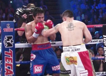 Bob Arum Manny Pacquiao Top Rank