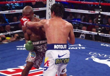 What's obvious in Pacquiao vs. Bradley 2