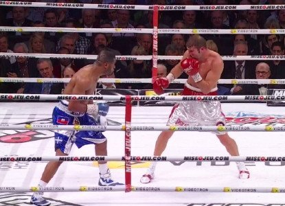 Jean Pascal Boxing News