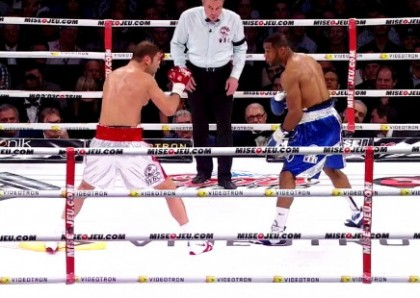 Bute vs. Pascal Jean Pascal Lucian Bute Boxing News Boxing Results