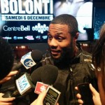 "Roberto Bolonti -  Former light heavyweight champion and current North America Boxing Federation Champion, Jean Pascal (29-2-1, 17 KOs) takes on Argentina's Roberto ""The Beast"" Bolonti (35-3, 24 KOs) in a ten round main event bout at the Belle Centre in Montreal, Canada on Saturday, December 6th."