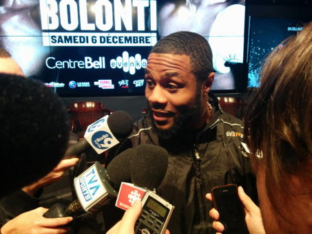 Jean Pascal takes on Roberto Bolonti this Saturday on Integrated Sports Media
