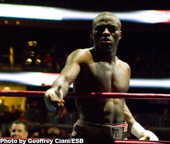 ESB Exclusive Interview with middleweight contender Peter 'Kid Chocolate' Quillin