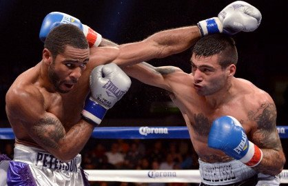 Peterson vs. Matthysse Boxing News