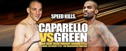 Allan Green Blake Caparello Boxing News