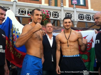 Cleverly vs. Kovalev Nathan Cleverly Sergey Kovalev Boxing News British Boxing