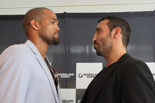 Hernandez and Arslan respectful, confident of victory!