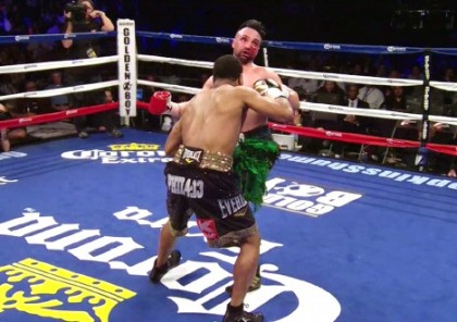 Paulie Malignaggi Shawn Porter Boxing News Boxing Results